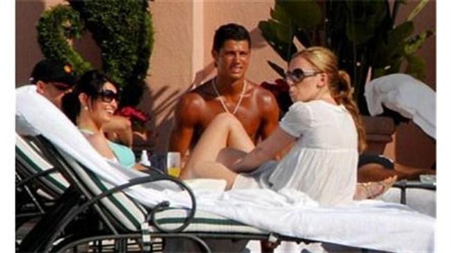 Ronaldo fena yakalandı